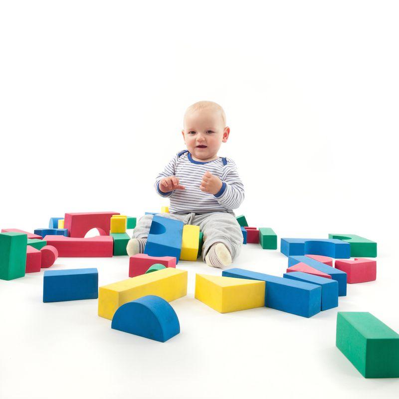 Educação Infantil: 10 Brincadeiras para bebês a partir dos 6 meses