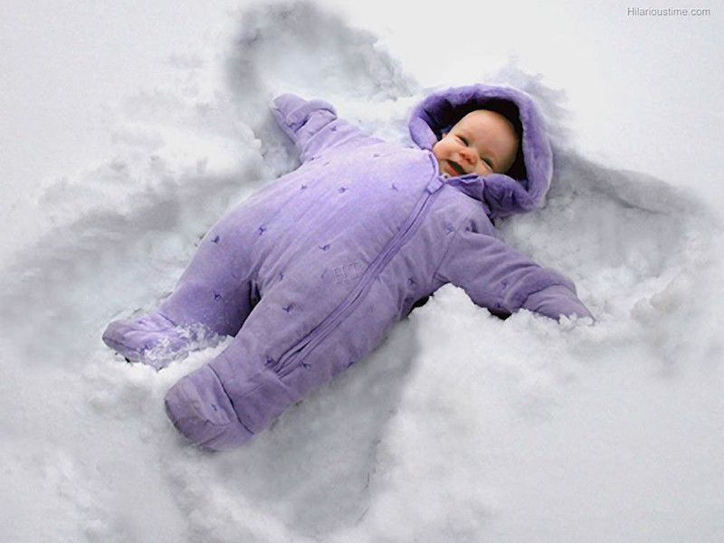 Enxoval do bebê: Preparação para o frio
