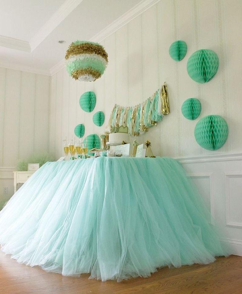 decoração-festa-infantil-mesa-verde