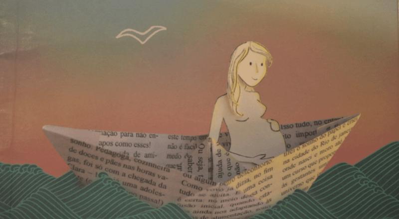 Sou Gestante: Marinheira de Primeira