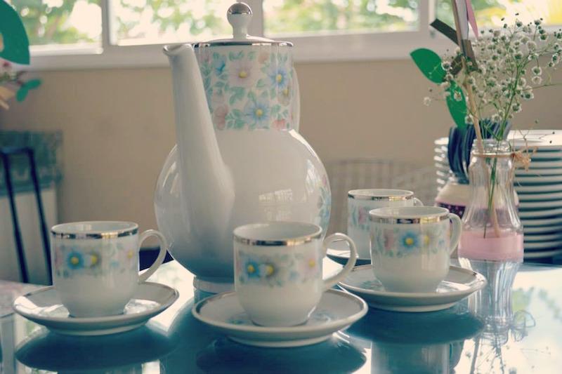Chá de bebê da Beatriz – Muito amor envolvido