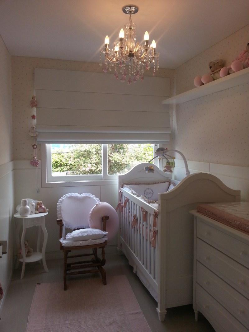 28 ideias de cortinas para quarto de beb s for Dormitorio para quarto pequeno