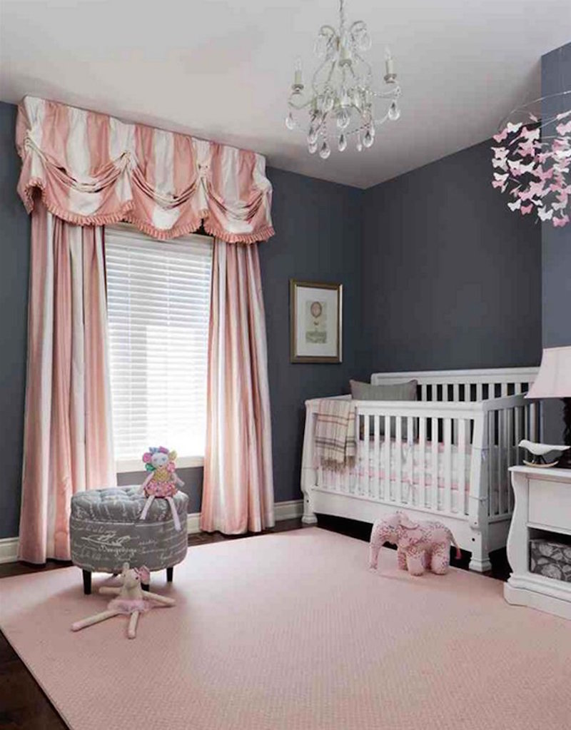 cortinas-para-quarto-de-bebê-princesa
