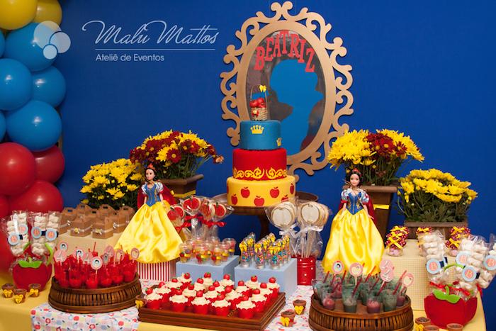 decoracao festa infantil branca de neve provencal : decoracao festa infantil branca de neve provencal:15 de abril de 2015