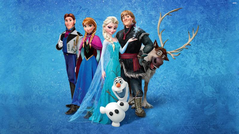 Faça você mesmo – Lembrancinhas para festa Frozen