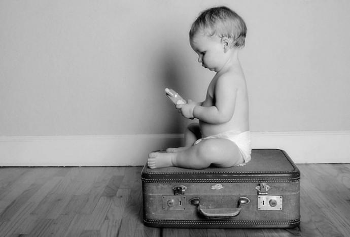 Imagem De Saudades: Gestante-bebê