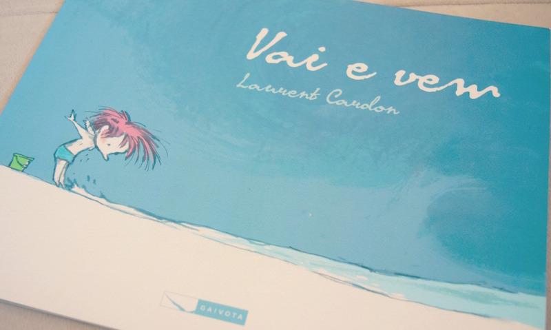 Livro Infantil – Vai e Vem – livro sem palavras!