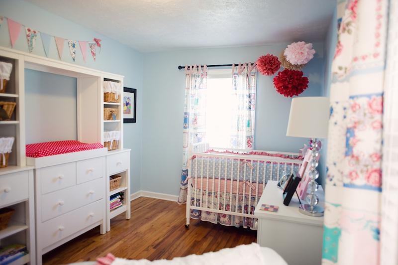 Quarto Azul  para bebês, crianças e adolescentes