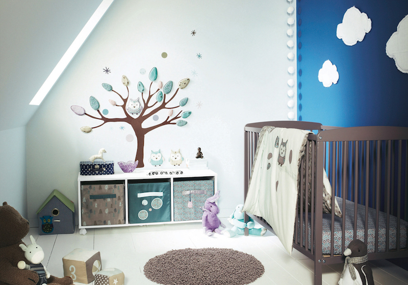 quarto-azul-e-marrom