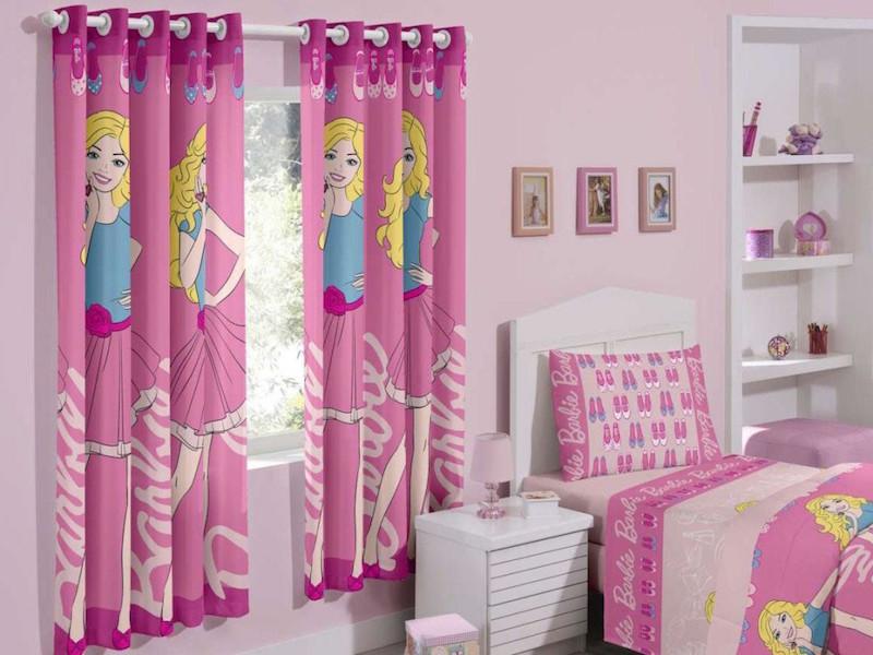 Dicas de decoração para um Quarto Barbie!