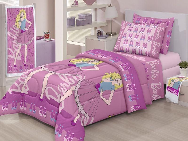 quarto-barbie-jogo-de-cama