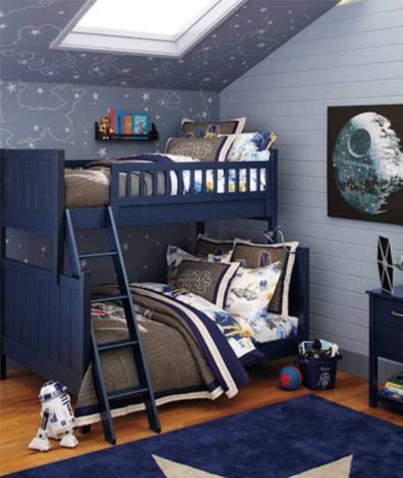 quarto star wars para beb 234 s e crian 231 as 20 cool star wars themed bedroom ideas housely