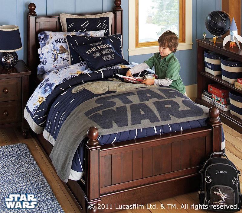 Car toddler beds for boys - Agora Algumas Ideias Para Decora 231 227 O De Quarto Star Wars Para