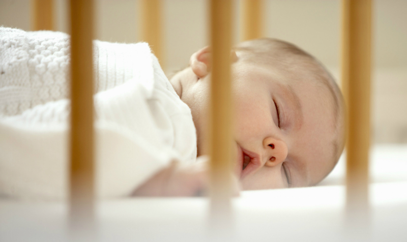 3 dicas para fazer o bebê dormir a noite toda