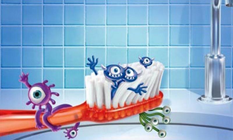 Você sabe a maneira correta de guardar as escovas de dente?