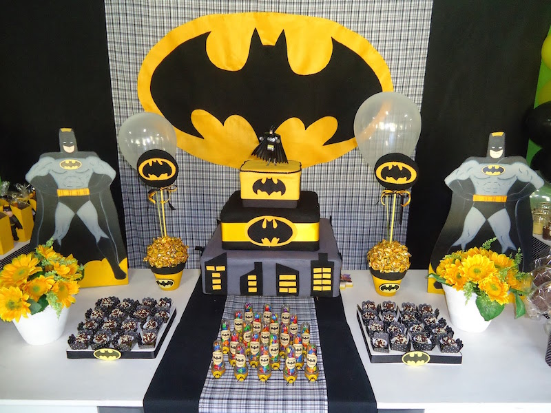 decoracao festa batman:Tags: decoração , decoração de festa , festa infantil