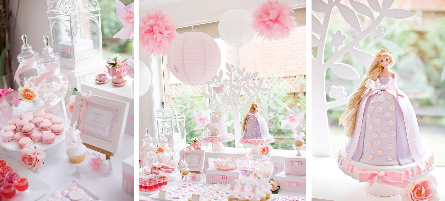 decoracao festa barbie : decoracao festa barbie:Barbie Party Ideas