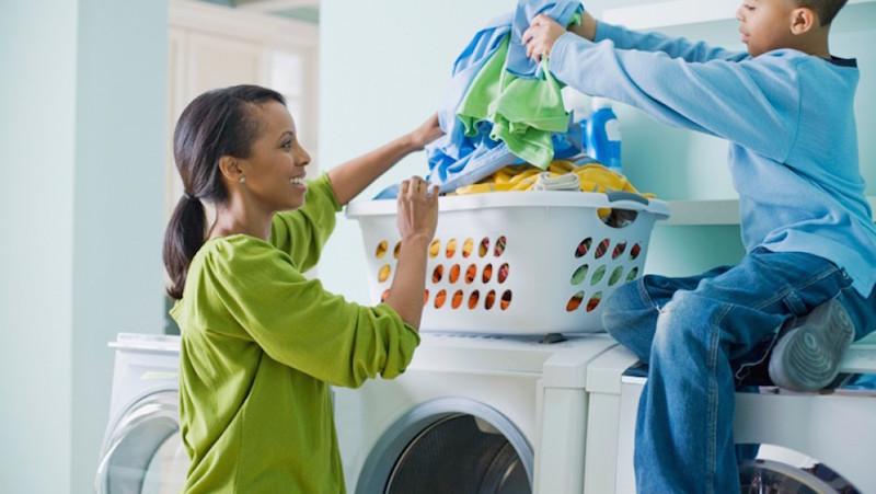 7 dicas para lavar as roupas da família