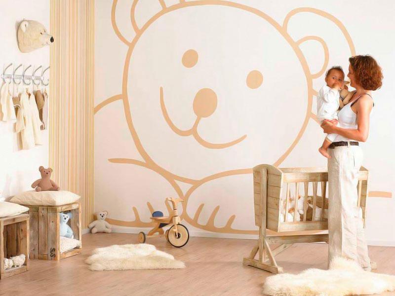 papel-deparede-para-quarto-de-bebê-animal