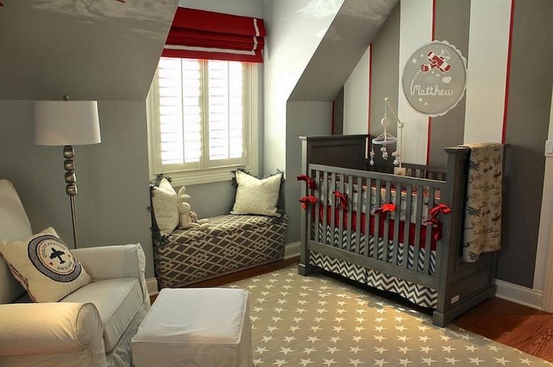 papel-deparede-para-quarto-de-bebê-cinza