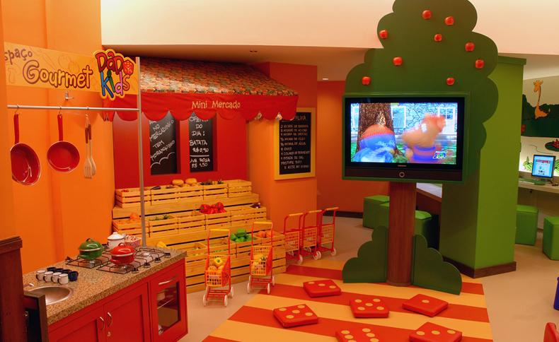 Restaurantes com Espaço Kids em Porto Alegre/RS