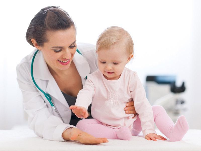 Pediatra do meu filho