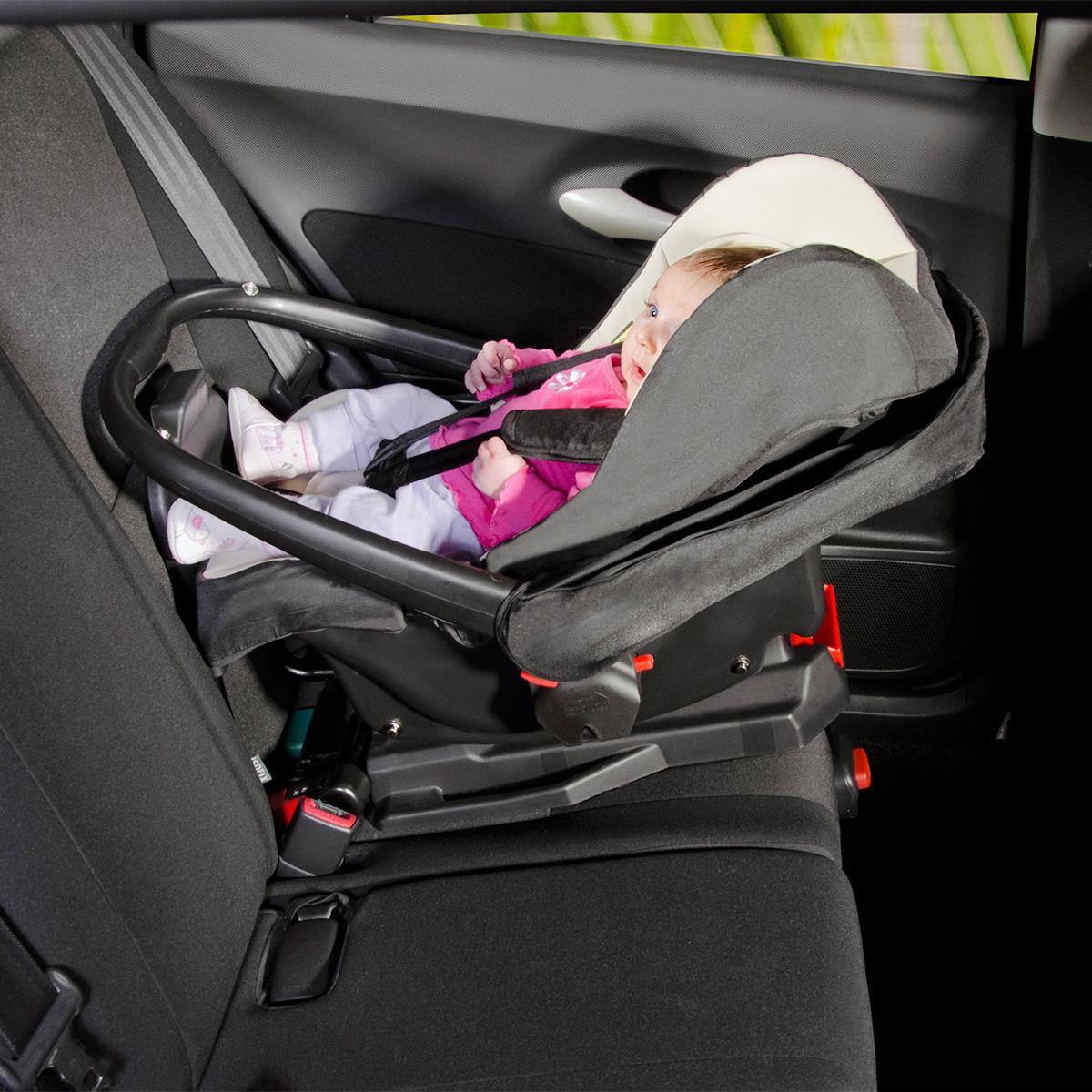 Tudo que você precisa saber sobre o bebê conforto do seu filho