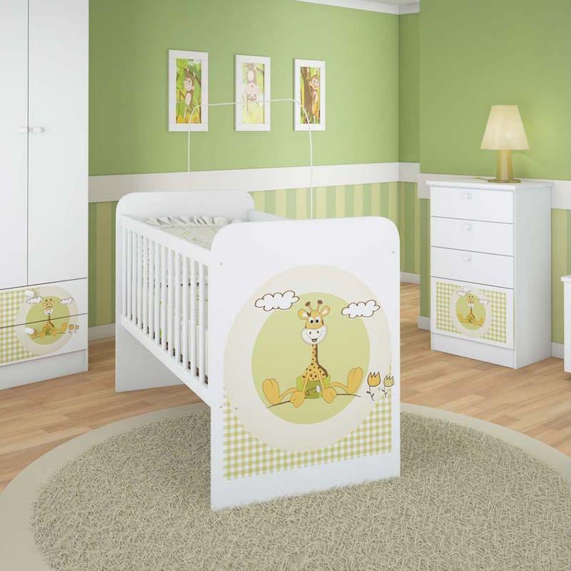 Berço  Qual o modelo ideal para o quarto do bebê?