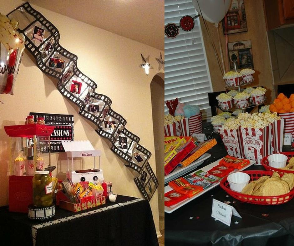 decoração festa infantil simples caseira tema