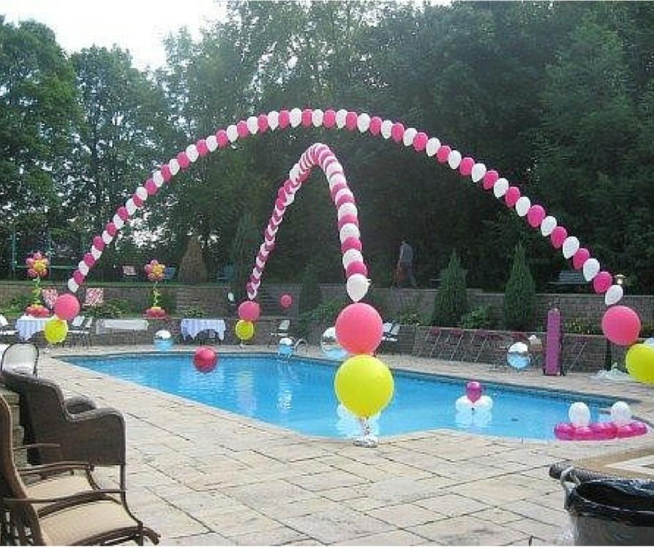 decoração festa infantil simples dica tema