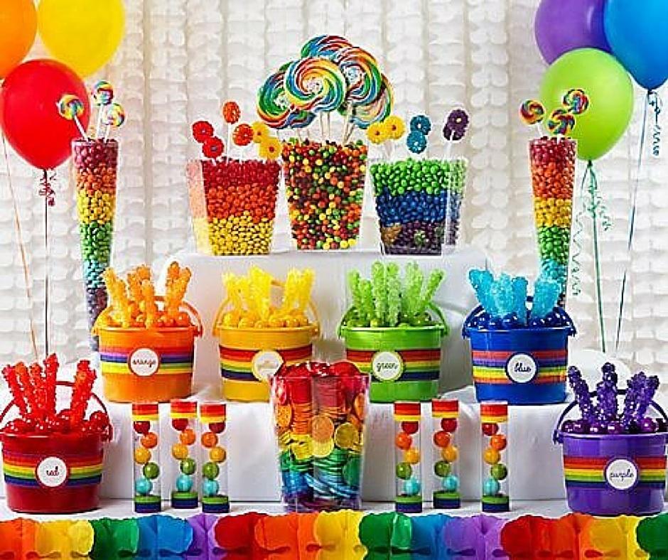 Decoração de festa infantil simples e fácil de fazer