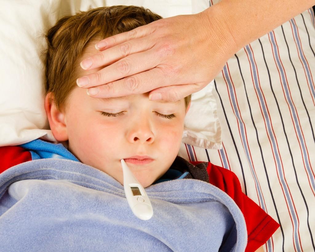 Dicas para baixar a febre. Qual a sua preferida?
