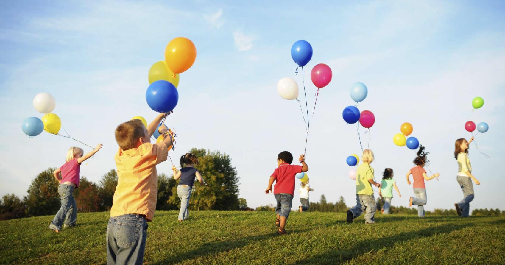Festa Infantil e 10 Brincadeiras Para Animar a Criançada!