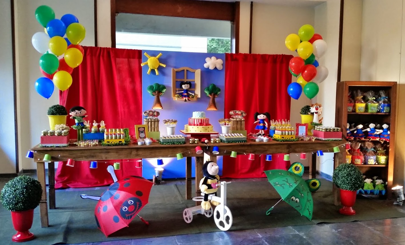 Festa Infantil Luna: Dicas Incríveis Do Show da Luna