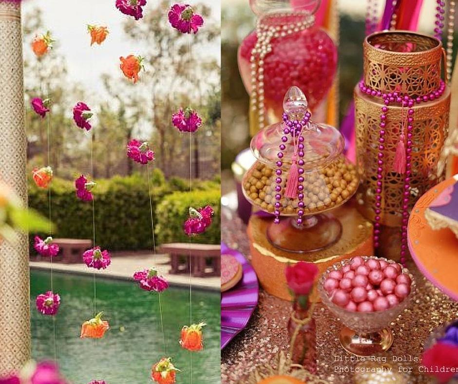 festa infantil primavera india