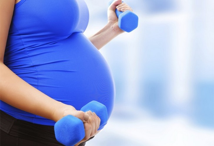 gravidez-musculação