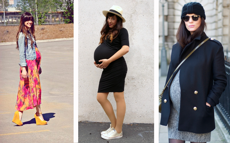moda-gestante-street-style-vestidos