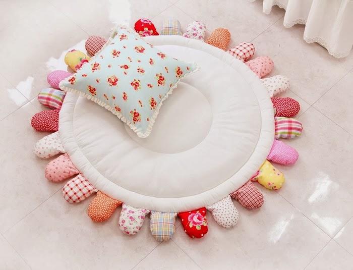 Aparador Cozinha ~ Tapetes Decorativos Para Quarto de Beb u00ea