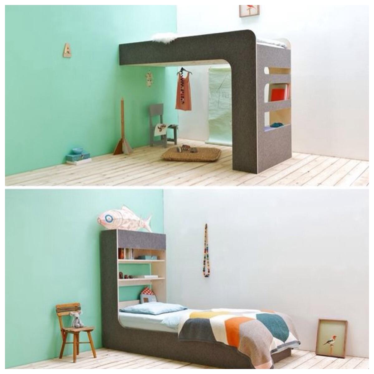 quarto infantil camas divertidas beliche