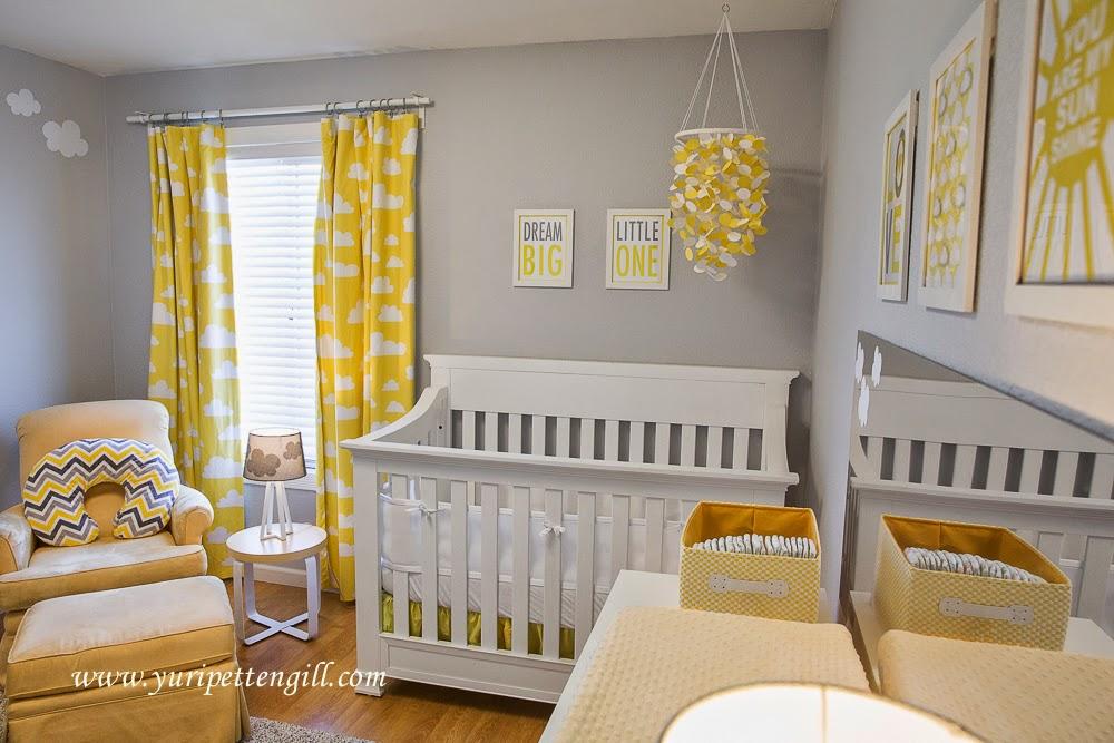 decoracao de quarto de bebe azul e amarelo:no rosa em seus tons pastéis para o quarto infantil amarelo de