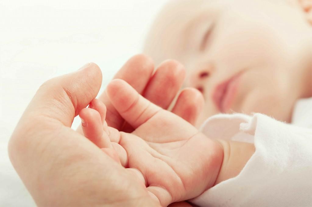 salário-maternidade-bebê