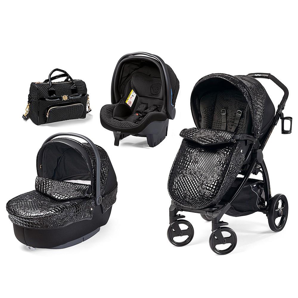 bebê boutique versace top