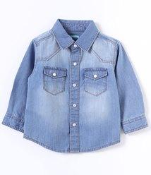 bebê store renner blusa jeans