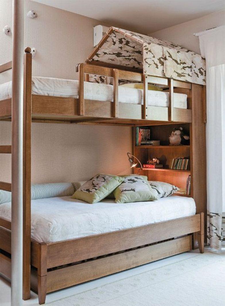 Cama infantil qual o modelo ideal - Modelo de camas ...