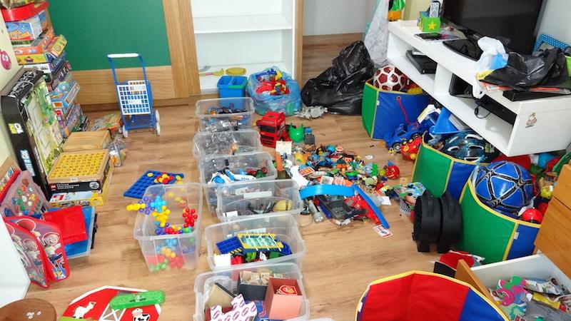 Quarto infantil: Como organizar os brinquedos de uma vez por todas!