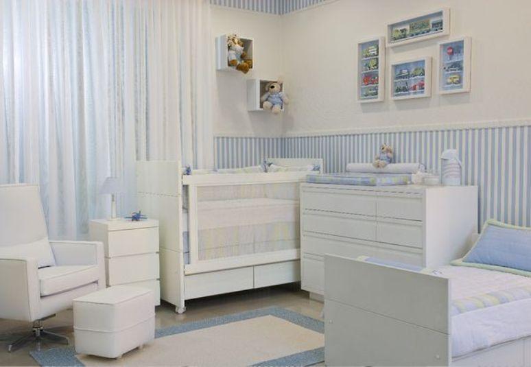 5 ideias para quarto de bebê pequeno (solução certa!) ~ Wallpaper Quarto De Bebe
