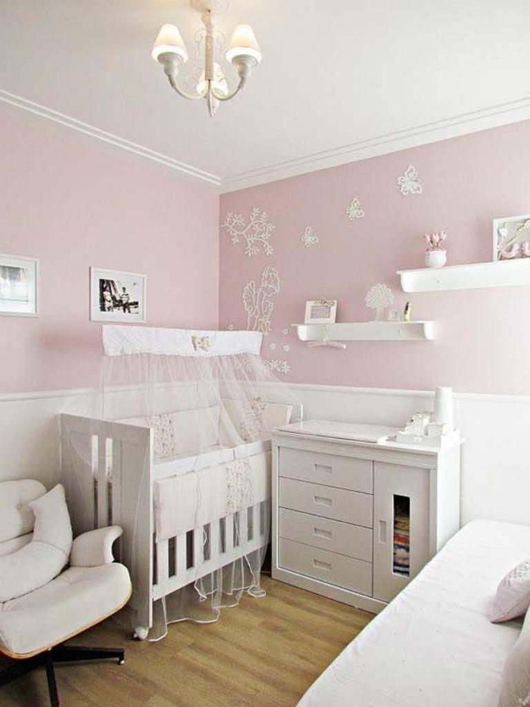 Quarto De Bebe ~ 5 ideias para quarto de beb u00ea pequeno (soluç u00e3o certa!)