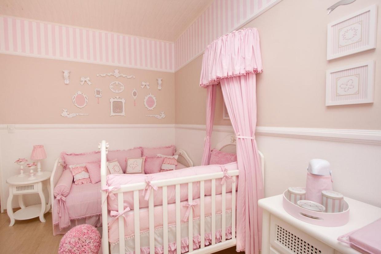 Guia do quarto de bebê menina tudo o que você precisa saber! ~ Quarto Rosa De Bb