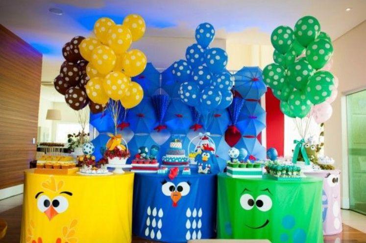 Festinha no sitio com coleguinhas da escola - 3 3