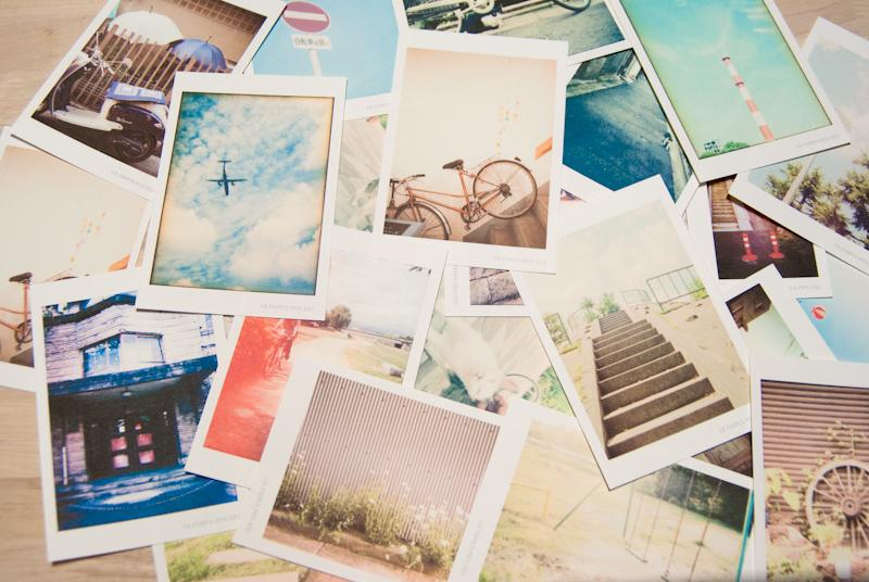 Eu adoro revelar fotos e você?